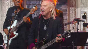 Joe Walsh Crashes The Colbert Show And Brings The Damn House Down