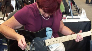 Mom Picks Up A Guitar, But What Happened Next Stunned Everyone…