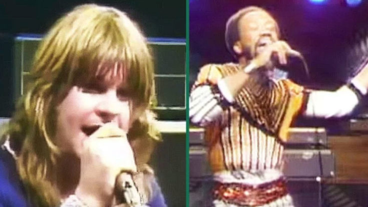 Someone Made A Mashup Of Ozzy Osbourne And Earth, Wind, & Fire.. And We Can't Stop Laughing!   I Love Classic Rock Videos