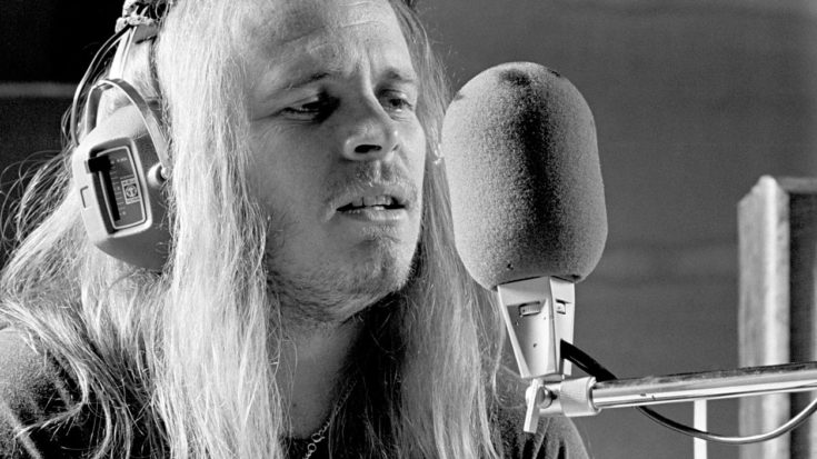 "Ronnie Van Zant's ""Simple Man"" Vocal Track Surfaces, And It's An Absolute Masterpiece 
