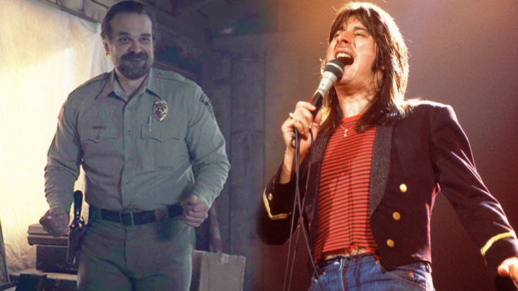 The Internet's Latest Meme Hilariously Blends Your Favorite Classic Rock Tunes With 'Stranger Things' | I Love Classic Rock Videos