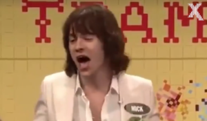 Celebrities Impersonating Mick Jagger