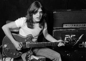 Report: AC/DC's Malcolm Young Dead At 64