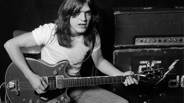 Report: AC/DC's Malcolm Young Dead At 64 | I Love Classic Rock Videos
