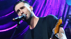 Maroon 5's Adam Levine Unexpectedly Stuns Crowd With Jaw-Dropping Prince Tribute