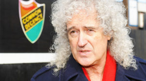 Brian May Goes On Furious Rant After Fan Gets His Latest Instagram Post Reported