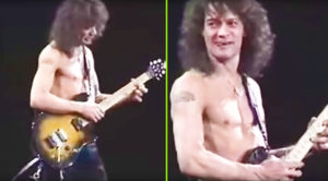 Eddie Van Halen Leaves Crowd With Their Jaws On The Floor After Ripping Impossible Guitar Solo!