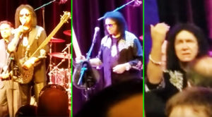 Caught On Camera: Gene Simmons Confronts Heckler At A Charity Event, & Things Take An Ugly Turn…