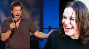 This Comedian's Perfect Impression Of Ozzy Osbourne Will Make You Laugh Out Loud!