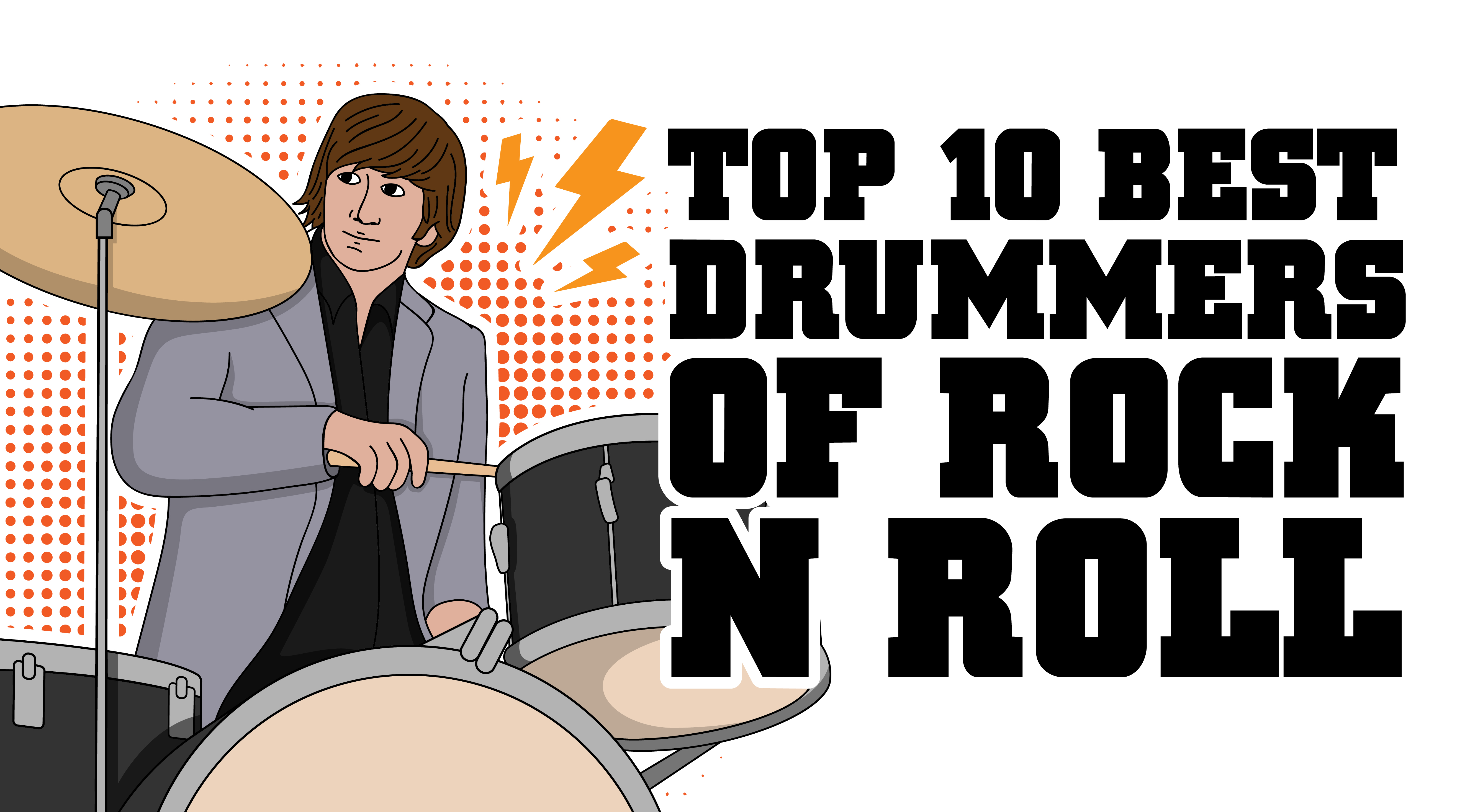 top 10 best drummers of rock 39 n roll page 7 of 10 i love classic rock. Black Bedroom Furniture Sets. Home Design Ideas