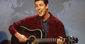 It's Not Thanksgiving Without Adam Sandler's 'Saturday Night Live' Thanksgiving Song