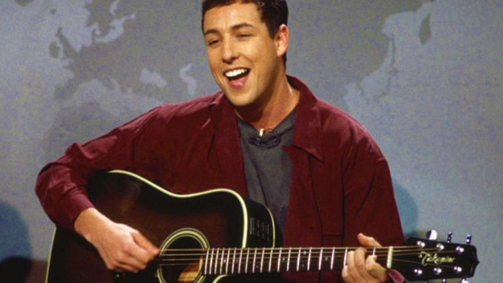 It's Not Thanksgiving Without Adam Sandler's 'Saturday Night Live' Thanksgiving Song | I Love Classic Rock Videos