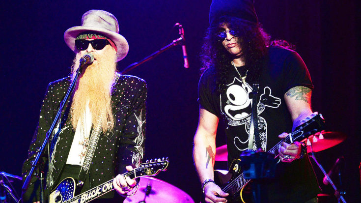 Guns N' Roses Treat Audience To Surprise, Legendry Duet of 'Patience' With ZZ Top's Billy Gibbons! | I Love Classic Rock Videos