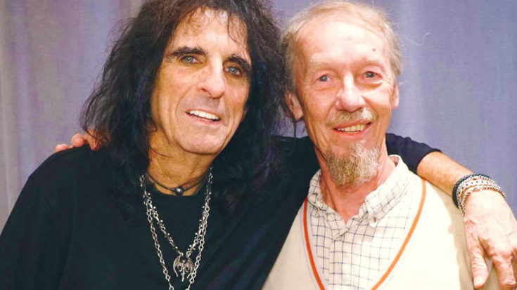 Alice Cooper Says Sweet Farewell To Former 'World Class' Bandmate Who Died Last Week | I Love Classic Rock Videos