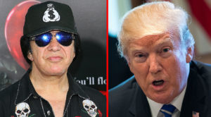 After All This Time, Gene Simmons Finally Gets Candid About President Trump…