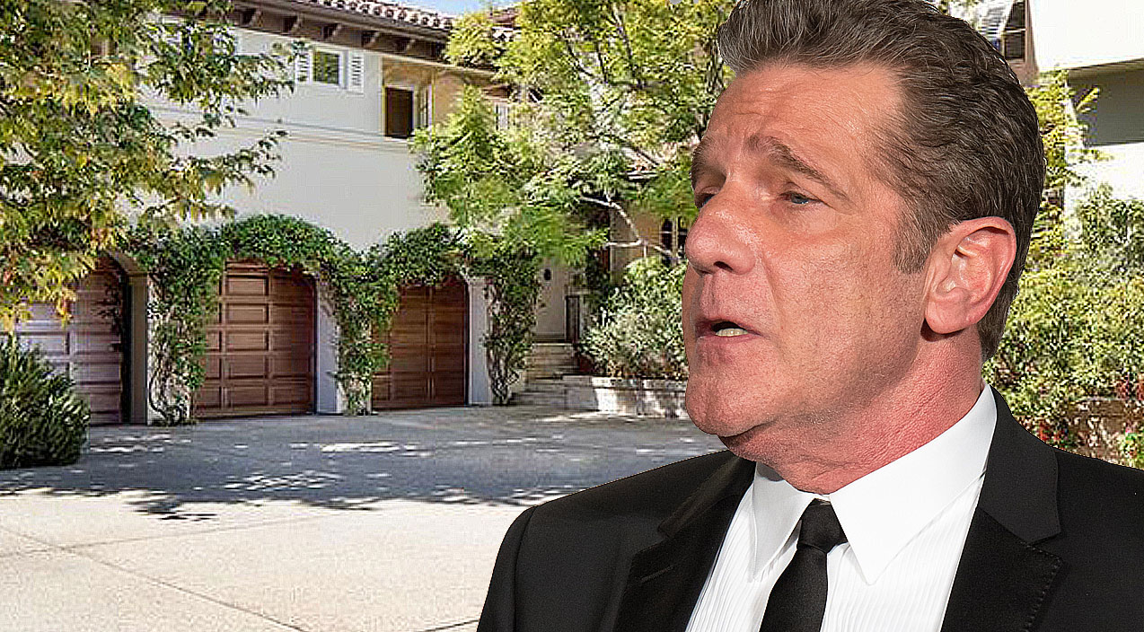 Gang Box For Sale >> Glenn Frey's Luxurious Mansion Is Up For Sale And It's ...