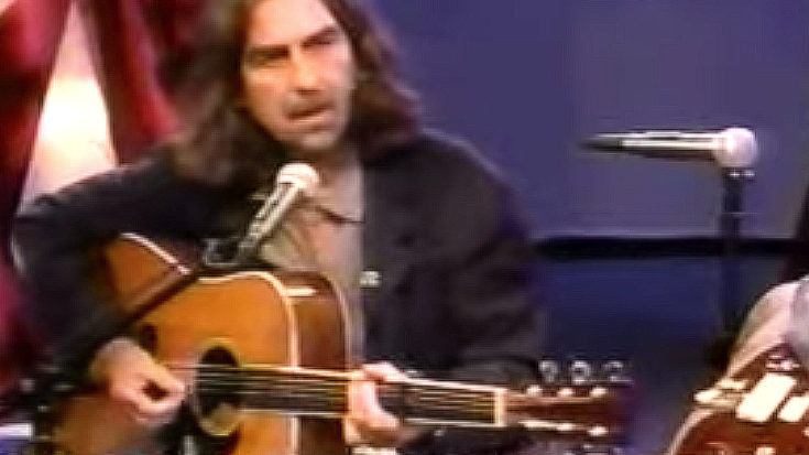 Flashback George Harrison Prepares Fans For The Inevitable With Last Performance Of His Life
