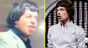 We Can't Stop Laughing At Tim Curry's Ultimate Impersonation Of Mick Jagger