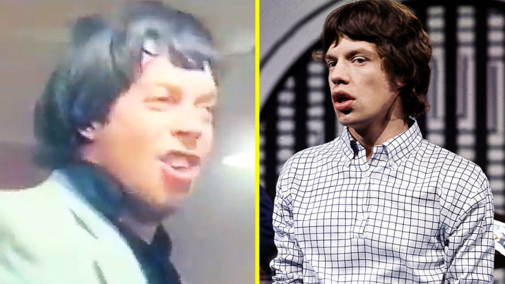 We Can't Stop Laughing At Tim Curry's Ultimate Impersonation Of Mick Jagger | I Love Classic Rock Videos