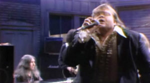 """'Saturday Night Live' Got A Whole Lot Cooler When Meat Loaf Came And Sang """"Two Outta Three Ain't Bad"""""""