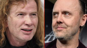Dave Mustaine Takes A Savage Shot At Metallica's Lars Ulrich After A Fan Makes An Interesting Discovery