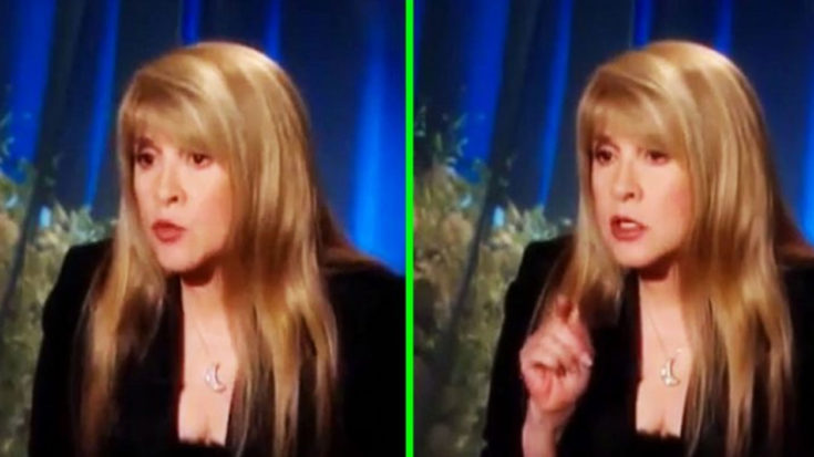 What Stevie Nicks Has To Say About Cellphones Will Make You Ashamed To Be A Cellphone User | I Love Classic Rock Videos