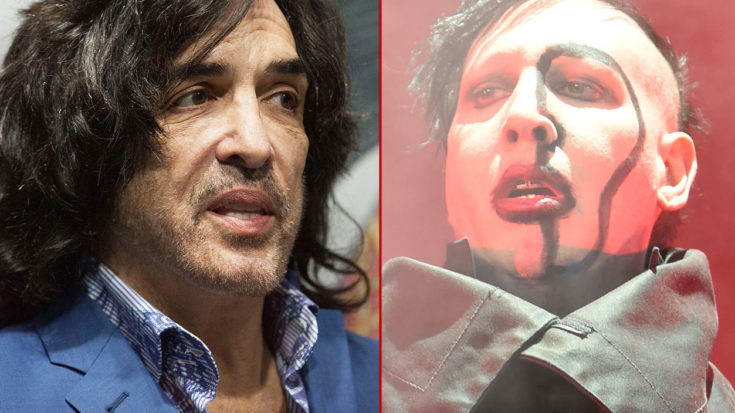 Paul Stanley Goes OFF On Twitter, Shuts Down 'Pathetic' Marilyn Manson Over Tasteless Stunt | I Love Classic Rock Videos