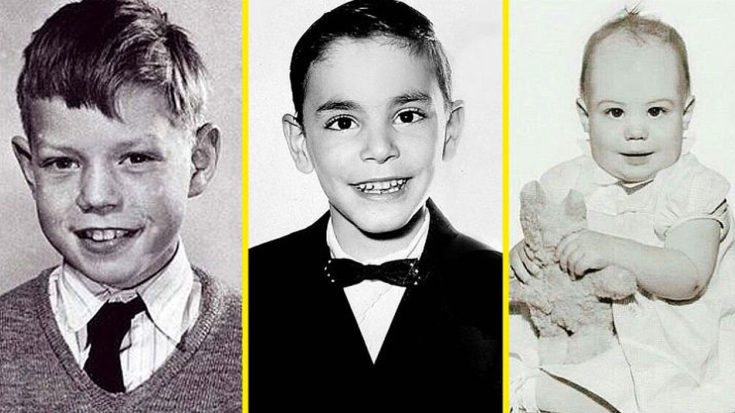 The Kids In These Photos All Grew Up To Be Rock Legends – See Who They Are! | I Love Classic Rock Videos
