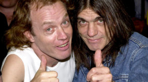 At A Loss For Words, Angus Young Offers Up Heartbreaking Tribute To Late Brother, Malcolm
