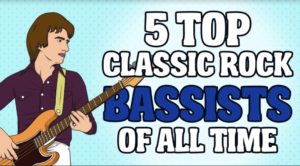 5 Top Classic Rock Bassists of All Time