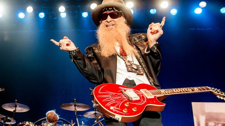 How Billy Gibbons Got His Nickname 'Reverend' | I Love Classic Rock Videos