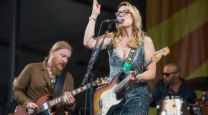 "Tedeschi Trucks Band Melt Down Neil Young's ""Alabama"" Into Swampy Southern Rock Goodness"