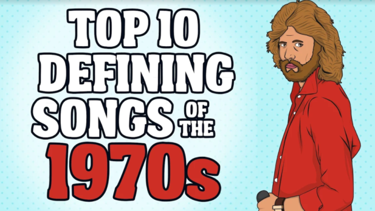 Top 10  Defining Songs of the 1970s | I Love Classic Rock Videos