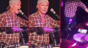 Famed Rock Drummer Angrily Storms Offstage After Jerk Heckler Screams THIS At Him