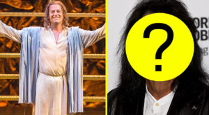 This Rock Legend Just Scored A Role In 'Jesus Christ Superstar'… For Real