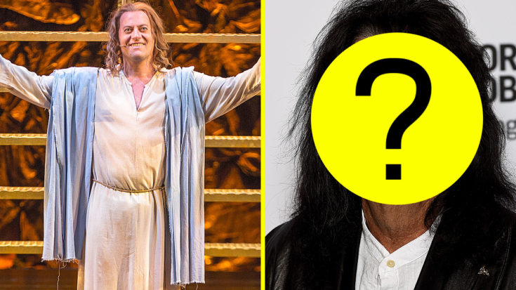 This Rock Legend Just Scored A Role In 'Jesus Christ Superstar'… For Real | I Love Classic Rock Videos