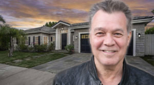 Eddie Van Halen's Huge House Is Up For Sale, And The Photos Of It Are Amazing!