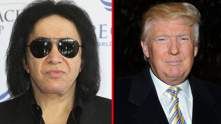 Apparently, Gene Simmons Knows The REAL Reason He Was Fired From 'Celebrity Apprentice' | I Love Classic Rock Videos