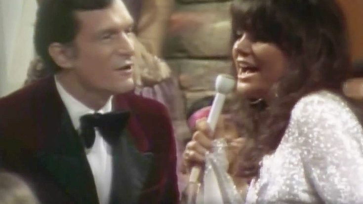 See Linda Ronstadt Steal Hugh Hefner's Heart In Barefoot, Beautiful 'Playboy After Dark' Performance | I Love Classic Rock Videos