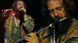 "Jethro Tull Go Off The Rails For ""Locomotive Breath,"" And It's A Wild Ride From Start To Finish"