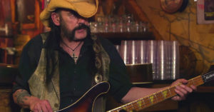 Late Legend Lemmy Kilmister Sits Down For One Of His Last Interviews – This Is Hard To Watch…