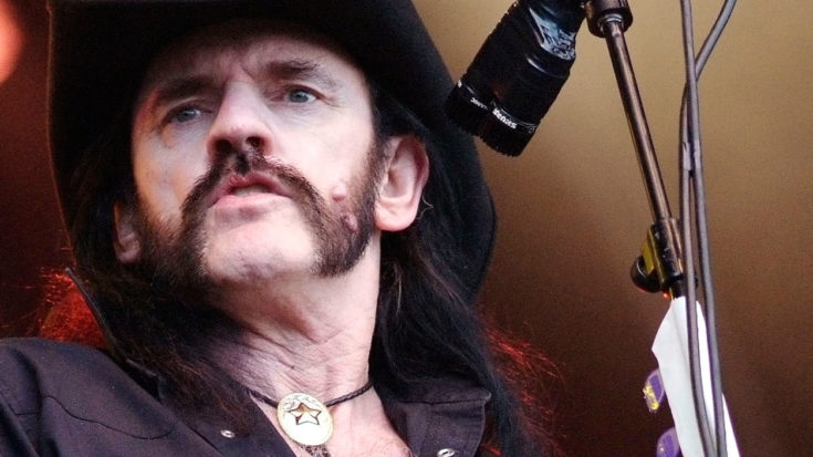 "Lemmy Lives On In Faithful Cover Of David Bowie's ""Heroes"" – Can You Listen Without Getting Choked Up? 
