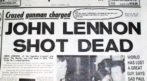 37 Years Ago: John Lennon Dies, And The World Loses A Beacon Of Peace & Love