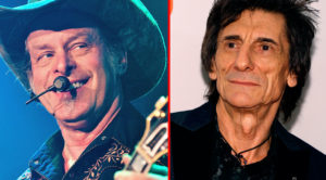 Ted Nugent Shares Some Not So Kind Thoughts About The Rolling Stones' Ronnie Wood