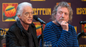 Jimmy Page & Robert Plant Shut Down Someone Who Tried To Mess With Their Song…