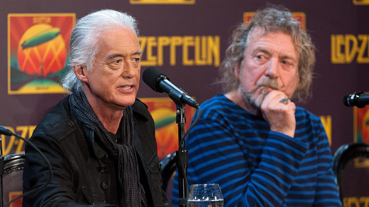 Jimmy Page & Robert Plant Shut Down Someone Who Tried To Mess With Their Song… | I Love Classic Rock Videos