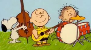 "Ever Heard The Peanuts Kids Sing Chicago's ""25 Or 6 To 4""?"