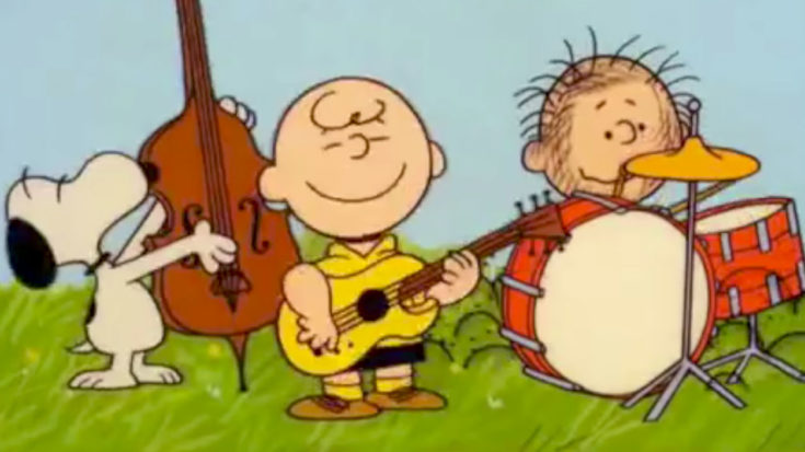 """Ever Heard The Peanuts Kids Sing Chicago's """"25 Or 6 To 4""""? 