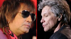 Richie Sambora's Open To A Bon Jovi Reunion, But Wait – There's A Catch