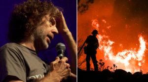 Veteran Rock Drummer's Home 'Destroyed' In Ventura County Fires